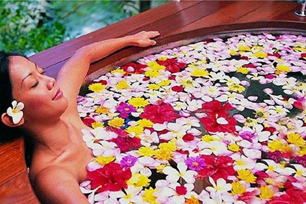 baños florecimiento peru